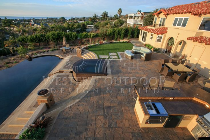 Living Spaces Orange County : 9 best images about Outdoor Living In San Diego: Western ...