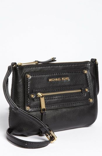 MICHAEL Michael Kors 'Gilmore' Crossbody Bag available at #Nordstrom