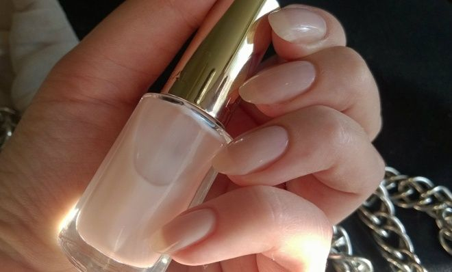 L'oreal Color Riche Long-Wearing Nail Polish in 101 Opera Ballerina — Отзывы о косметике — Косметиста