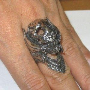 Cincin Raja Vampir Ring 8US