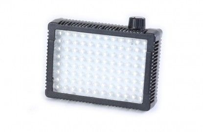 Litepanel Micro Pro LED Top Light - Can be used with a noga or shoe on top of the camera