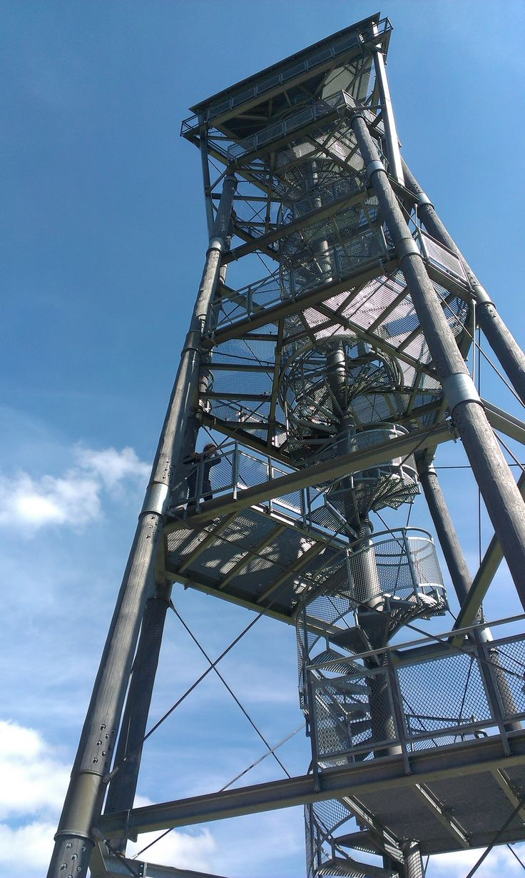 Lookout Tower Hnědý vrch Krkonoše