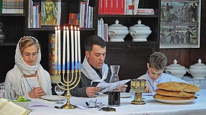 la Pascua judía