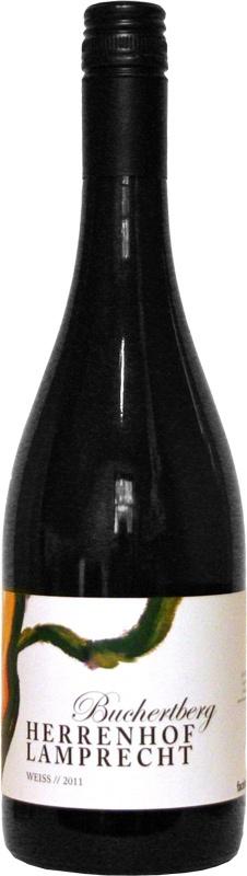 Flasche / Bottle Buchertberg Weiss / White