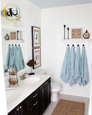 Oltre 25 fantastiche idee su asciugamani da bagno su pinterest spazio per riporre asciugamano - Bagno carta da zucchero ...