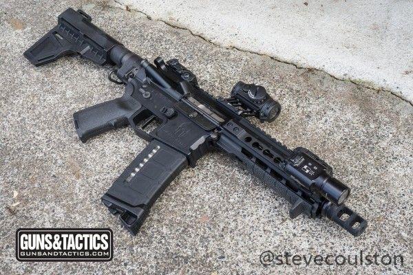 PWS MK107 Piston AR Pistol | GUNSANDTACTICS.COM http://www.gunsandtactics.com/pws-mk107-piston-ar-pistol