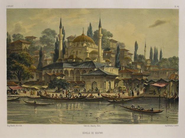 Eski İstanbul Tabloları | Güzel sözler Farklı Kareler