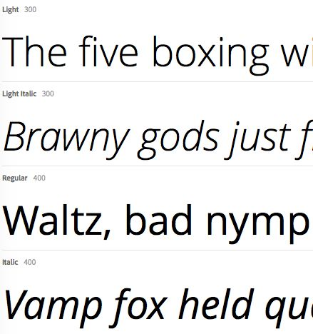 PMN Caecilia Font Combinations amp Free Alternatives Typewolf