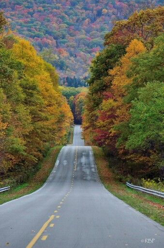 Pocahontas County in West Virginia by Rick Burgess Photography