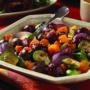 Versatile Roasted Vegetables