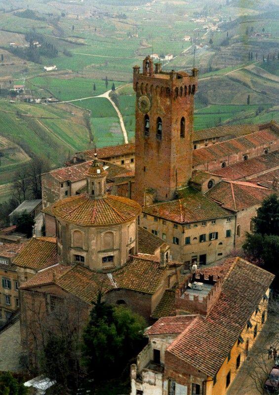 La Basilica di San Miniato al Monte, Firenze, Toscana - Italy