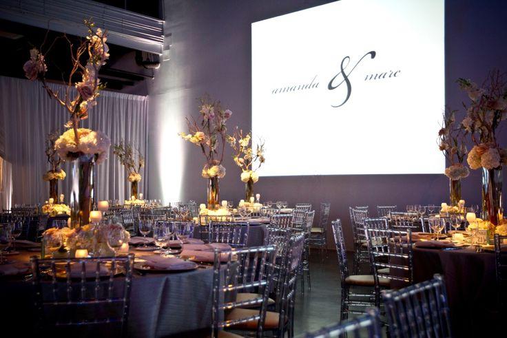 Reception - The Warehouse Event Venue. Toronto Venue.