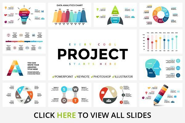Infographics | FREE Updates - Presentations