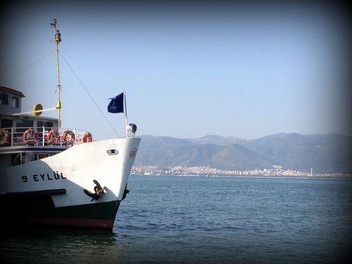 9 Eylul vapuru - Izmir