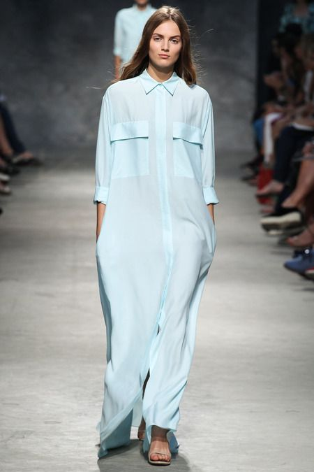 Felipe Oliveira Baptista | Spring 2014 Ready-to-Wear Collection | Style.com