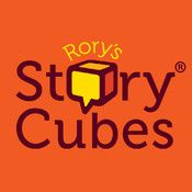Rory's Story Cubes - roll the virtual dice and tell your story.