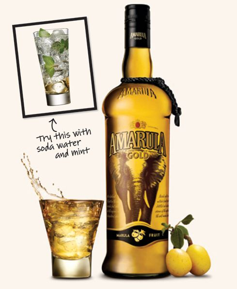 Love Amarula Cream? Then try the new Amarula Gold – with the same signature marula flavour, but without the cream