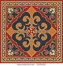 Картинки по запросу татарский орнамент вектор