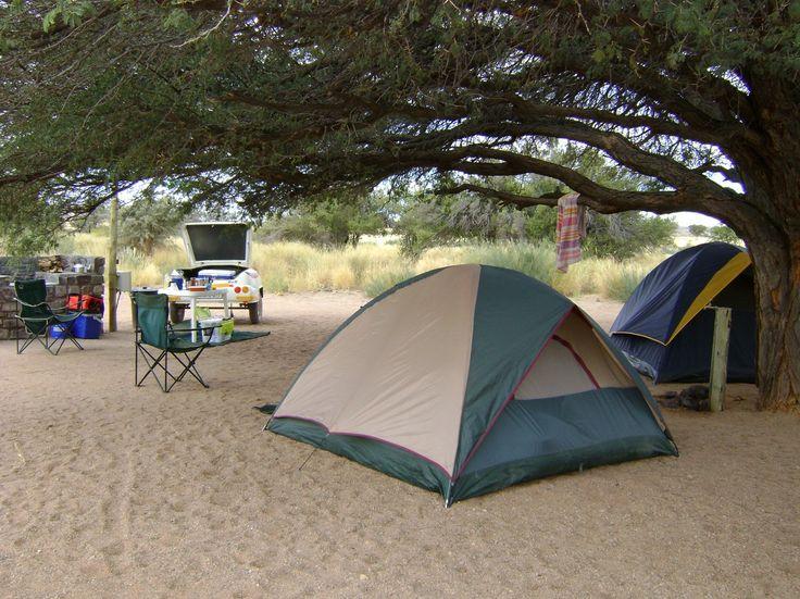 Canon Road Campsite, Namibia