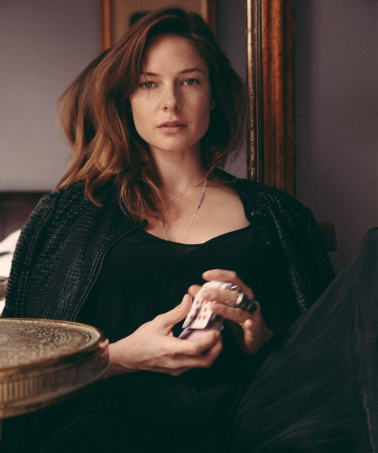 """The following feature appears in the October 2016 issue of NYLON. In the past few years, Swedish-British actress Rebecca Ferguson has played both the would-be queen of 15th-century England and an elusive, neck-snapping spy. But for her part in this fall's hotly anticipated romantic mystery The Girl on the Train, sounding like an American presented a fresh challenge. """"I've never done [that] accent before, which was scary,"""" the 33-year-old actress admits. And despite a """"potpourri"""" heritage…"""