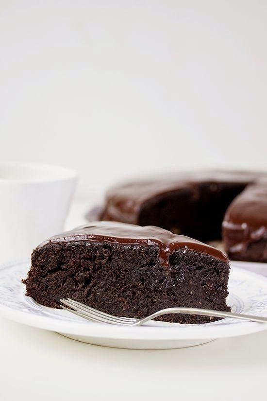 Me Encanta el Chocolate: SENCILLO BIZCOCHO DE CHOCOLATE EN MICROONDAS
