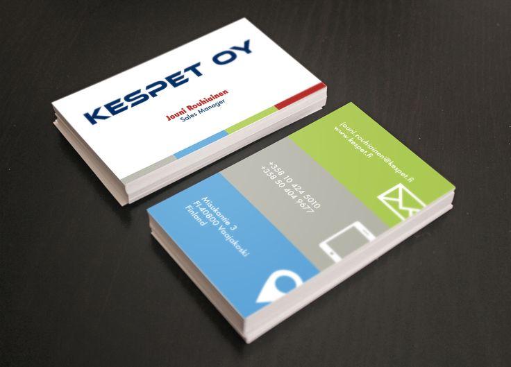 Käyntikortti, yritysilme, brändäys, graafinen suunnittelu, business card, company identity, branding, printti, painotuote, markkinointi, marketing