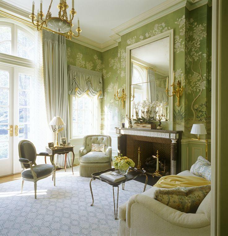 Interior Design by Brian J. McCarthy. Photography by Fritz von der Schulenburg.