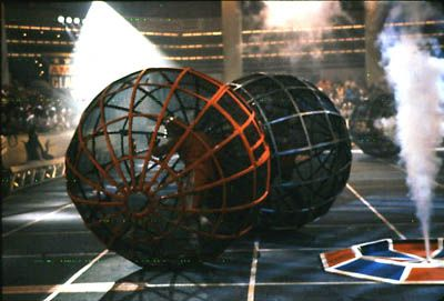 Atlasphere! The best of American Gladiator games