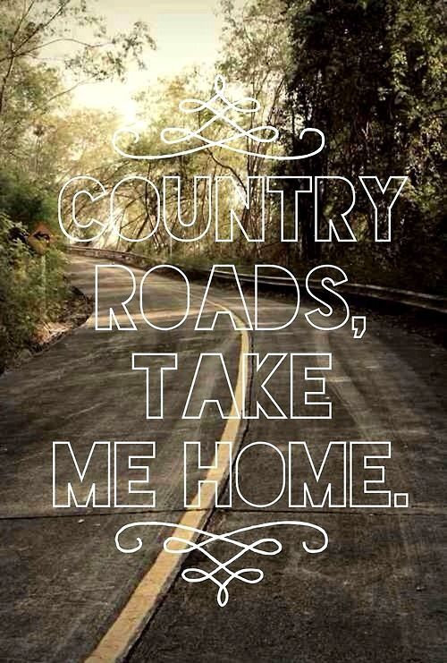 Love country roads!! There's something surreal about them!! No matter which corner of the world