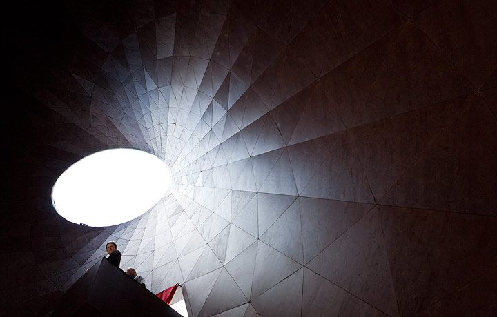 The Serpentine Gallery Pavilion 2007 by by Olafur Eliasson and Kjetil Thorsen
