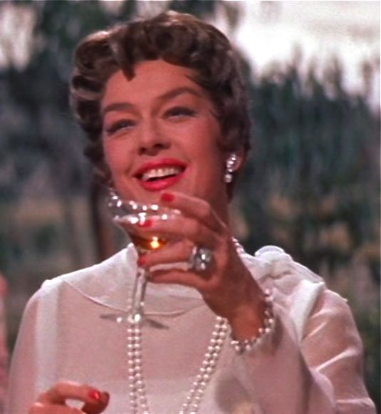 Hello darling...I'm your Auntie Mame