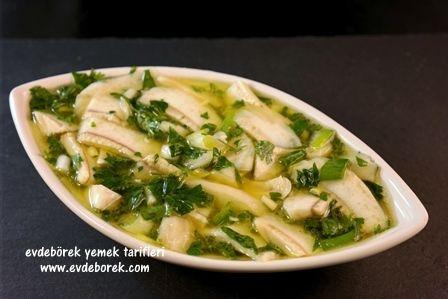 Çiğ Enginar Salatası Tarifi