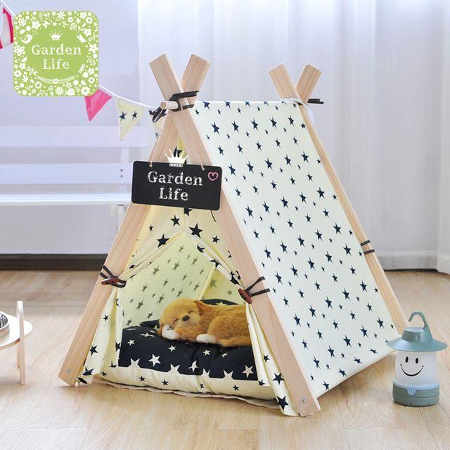 Jardin Vie * Pliable Pet Tente/lit Pour Chien/Chat Lit/Pet