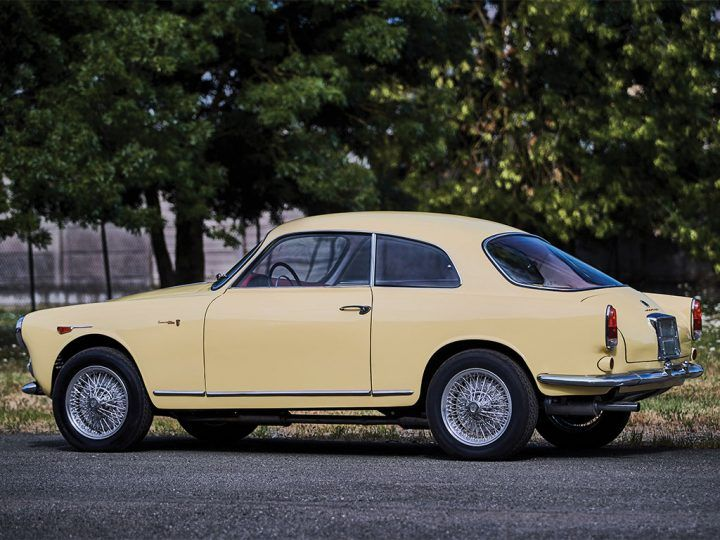 Alfa Romeo Giulietta Sprint 1300   1961