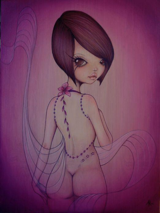 Alison by ~Anarkitty1 on deviantART