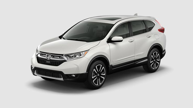 The all-new 2017 CR-V blurs the line between rugged design and modern sophistication with its restyled body and available turbocharged engine, and sets a new standard for SUVs.