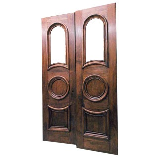 Brooklyn Brownstone Entry Doors