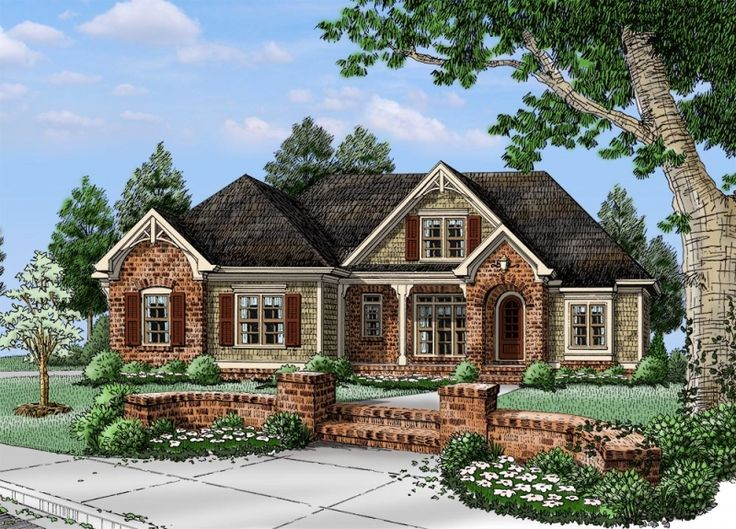 eplans cottage house plan beautiful and charm 2281 square feet and 4 bedrooms from eplans house plan code