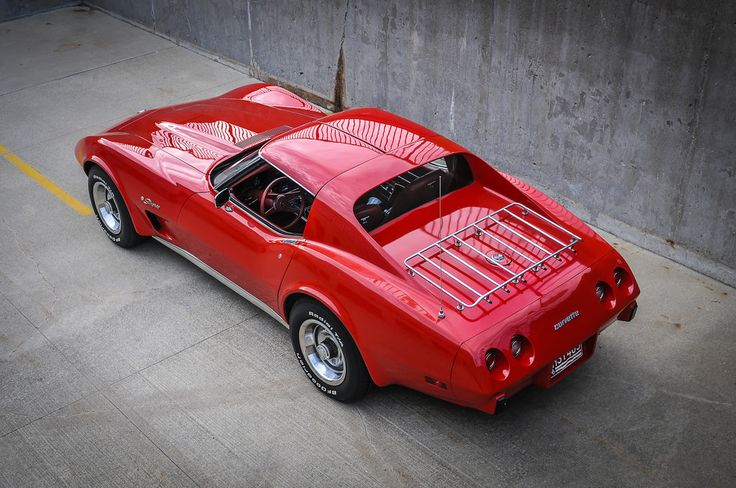1976 Corvette Stingray by theCrow65.deviantart.com on @deviantART