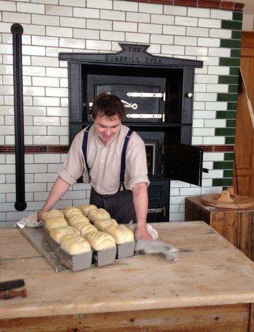 1900s bakery at Beamish living history musem