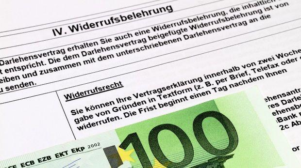 Sparkasse darf Musterformulare zum Widerruf verwenden