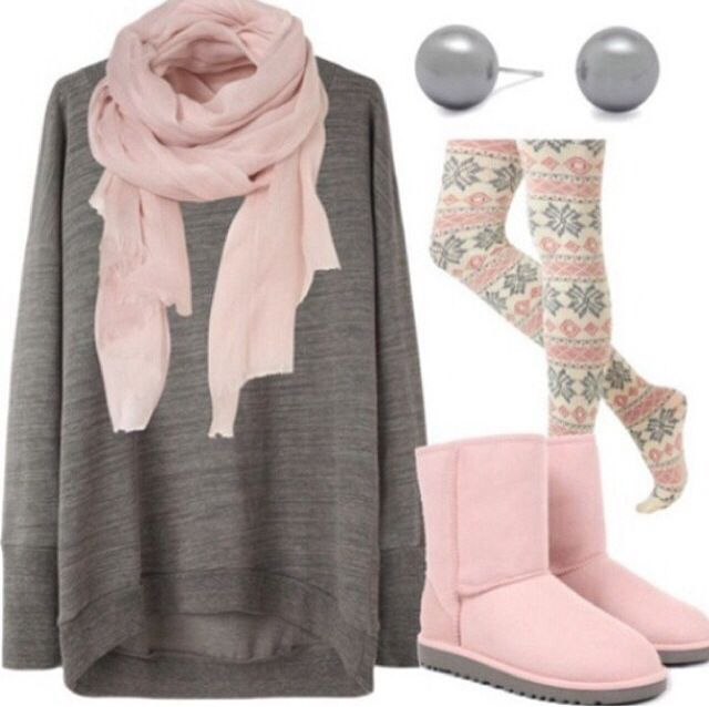 Cuuuute little lazy day outfit!