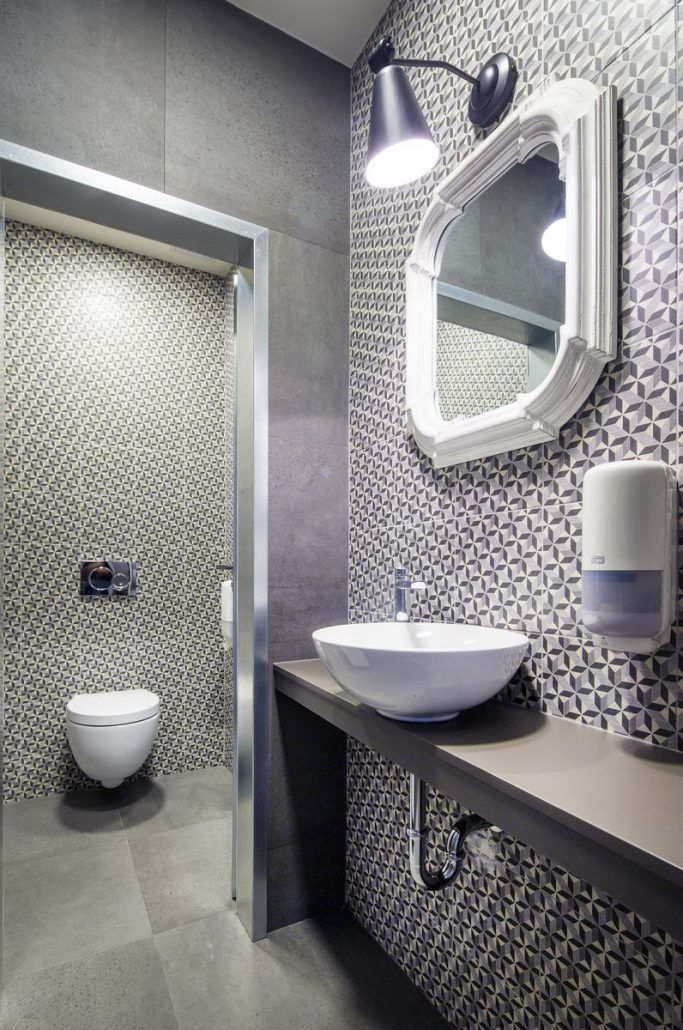 Grey and white bathroom. #bathroom #envy #interiors #interiordesign #decor #design #style #styling #home #living #love #igdaily #dailyinspo #instagood #designblog #perfect #mood #beautiful #blog