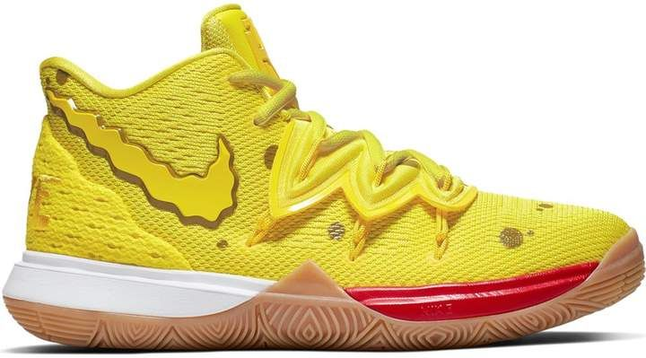 Nike Kyrie 5 Spongebob (GS)   Nike