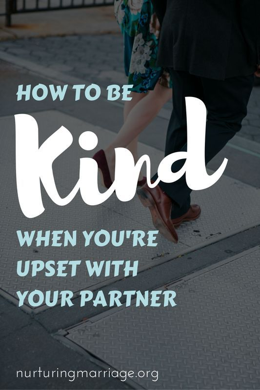 One of the hardest things to do in a relationship is to be nice to your partner when you're upset with them. It's also one of the most important moments to be kind. Dr. Gottman's research shows that couples who start arguments gently are more likely to manage conflict effectively, without harming the relationship. In fact, it is in these moments that Dr. Gottman can predict the success or failure of the relationship with over 90% accuracy.