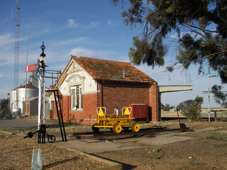 Birchip Railway Station