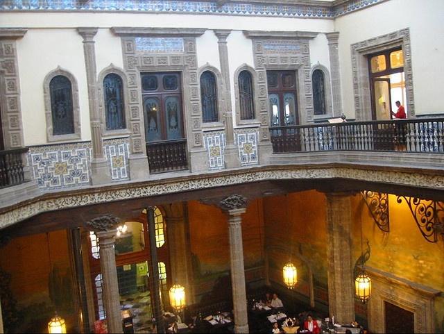 M s de 25 ideas incre bles sobre lugares turisticos df en for Casa de los azulejos mexico df