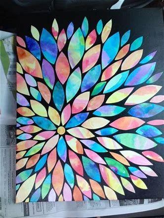 Risultato immagine per Class Art Projects For Auction