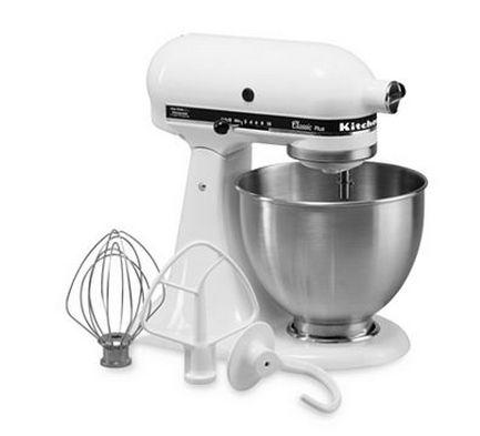 *HOT* KitchenAid Mixer – $124 (Plus get $26 Cash Back!)
