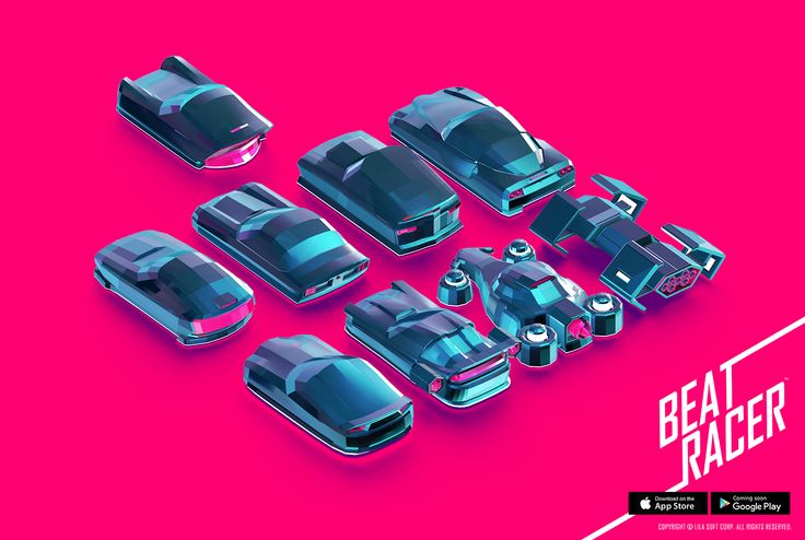 Now Available Worldwide!  Beat racer is a rhythm action racing mobile game.  Defeat enemies and complete the music.  Enjoy driving the world of beats!  DOWNLOAD https://itunes.apple.com/us/app/beat-...  FOLLOW US http://www.facebook.com/www.BeatRacer... http://www.BeatRacer.net